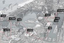Descubra en que fechas se celebran las regatas In-Port y las salidas de etapa