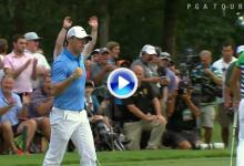Este es el Top 5 de los golpes de la semana en el PGA Tour (VÍDEO)