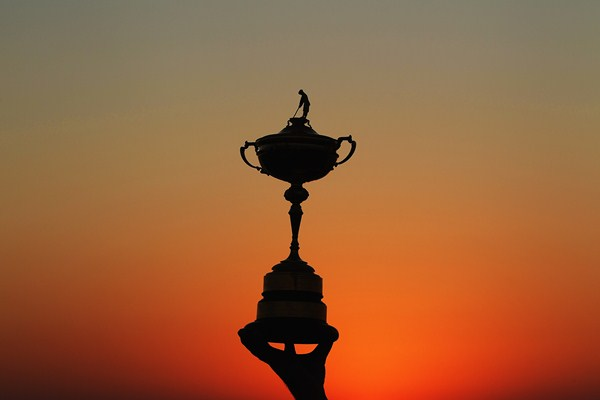 Ryder Cup Trophy Foto European Tour