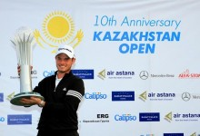 Paso de gigante de Velasco en sus aspiraciones de recuperar la tarjeta. Fue 4º en el Kazakhstan Open
