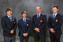 España con, Rahm, Galiano y Berná, conquista la medalla de bronce en el Mundial de Japón