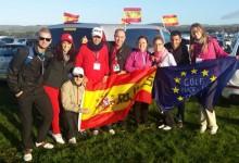 El Team «La Marquesa», con Pascual Jiménez, tiñe de color español la Ryder