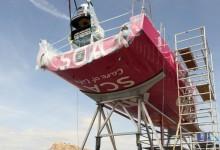 No hay respiro para los equipos de la Volvo Ocean Race en Alicante