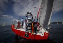 El viernes la Etapa 0, ensayo de la Volvo Ocean Race