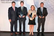 La BMW Golf Cup ya tiene sus finalistas españoles para Sidney