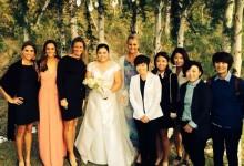 Azahara Muñoz y Belén Mozo se van de boda