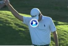 Ben Martin se estrena en el PGA Tour. Estos fueron los mejores golpes de la ronda final (VÍDEO)