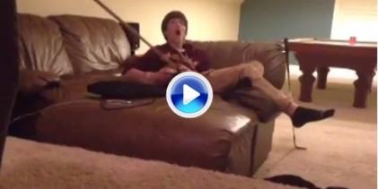 Trick Shot entre lo atrevido y lo estúpido, juzguen ustedes (VÍDEO)