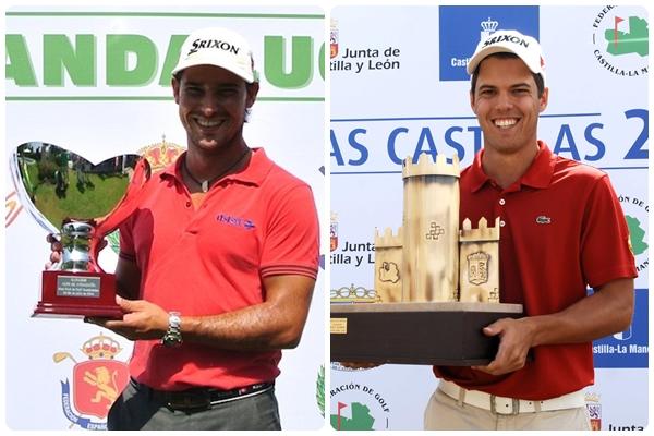 Doble éxito español en el Alps: Borja Etchart y Borja Virto obtienen el pasaporte al Challenge Tour