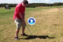 La vida de Brian (el golfista) resumida en 2 min.: Vea el desastre de un jugador novato (VÍDEO)