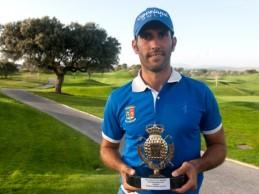 Diego Suazo gana en 'la hípica' el último torneo de la temporada madrileña de profesionales