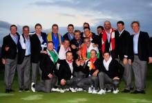 El Golf es el único deporte que une a los países de la Unión Europea bajo una misma bandera