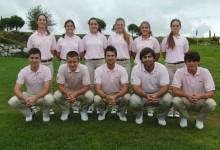 11 jugadores/as constituyen la promoción 2014-15 de golfistas de la Escuela Nacional Blume de Golf