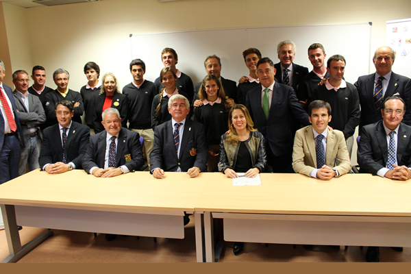 La Escuela Nacional de Golf en León quedó inaugurada oficialmente