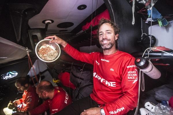 Foto: Francisco Vignale-MAPFRE-Volvo Ocean Race