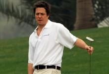 Hugh Grant y su «adicción» al Golf: «Después de 12 años he logrado desintoxicarme»