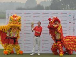 Toño Hortal firma un Top 15 en el Foshan Open de China donde Jason Palmer se anotó el triunfo