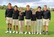Siete jóvenes golfistas componen la primera promoción de la Escuela Nacional de Golf de León