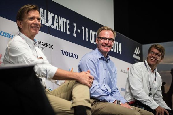 Se confirma, Alicante será el escenario de la Volvo Ocean Race 2017-2018