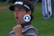 Golpe del Año PGA Tour (Nº1): La magia de Bubba Watson en el 18 le dio el título en el HSBC (VÍDEO)