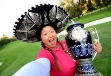 Christina Kim vuelve a ganar un torneo tras superar su grave depresión