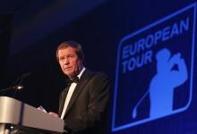 El director ejecutivo, George O'Grady, se jubila después de 40 años en el Tour Europeo