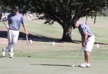 La historia de un militar apasionado por el golf que sueña con ser profesional