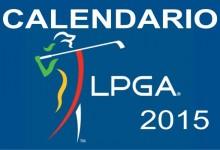El LPGA Tour ofrecerá 33 campeonatos en 15 países en 2015. VER calendario completo