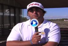 Mario Galiano tras fallar la Escuela: «el próximo año me mantendré como amateur» (VÍDEO)