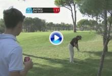 Una vez más Jiménez destacó en el Tour. Deleítense con estos tres golpes del malagueño (VÍDEO)