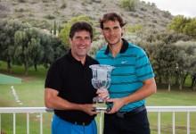 Ciganda, Pettersen y McGinley, golfistas que apoyan a Nadal y Olazábal en su causa solidaria