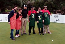 Olazábal aventaja a Nadal en el primer día del Olazábal&Nadal Invitational by Pula Golf Mallorca