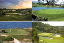 13 españoles buscan el acceso a la final de la Escuela del Tour en Las Colinas, Panorámica, El Saler y Lumine