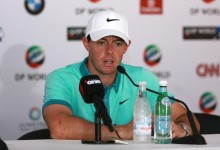 """Rory McIlroy, número uno del mundo: """"No voy a dejar que el juicio me distraiga"""""""