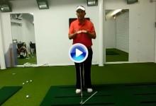 Entender la relevancia de la cara del palo (débil-abierta-fuerte-cerrada) para mejorar tus golpes (VÍDEO)