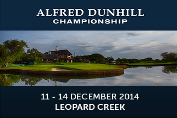 Alfred Dunhill Championship 600