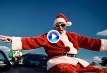 Bubba Watson presenta su nuevo clip musical convertido en «Bubbaclaus» (VÍDEO)