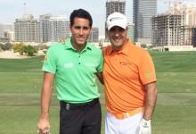 Espléndido fin de semana de Pigem en Dubai. Gran sexto puesto en el último torneo de la temporada