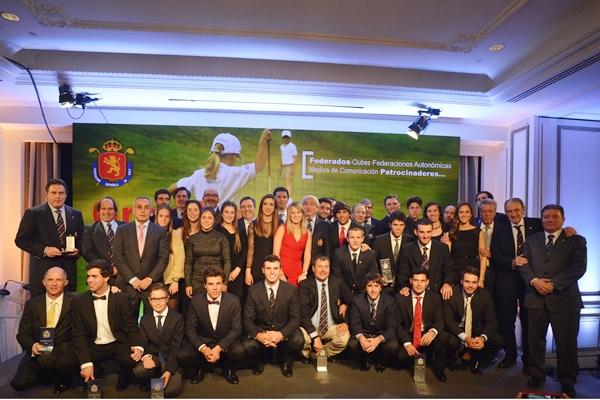 Gala del Golf 2014