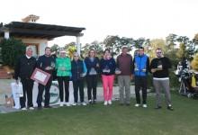 La Estancia Golf mostró su lado más solidario con la cuarta edición de «Ningún niño sin juguete»