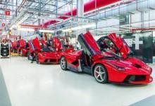Ian Poulter añade un nuevo Ferrari de más de 1 millón de euros a su colección