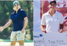 Doble éxito español en Florida: María Hernández y Marta Sanz obtienen el pase al Circuito LPGA