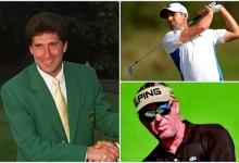 90 jugadores tienen asegurada su invitación al Masters '15. Olazábal, García y Jiménez, entre ellos