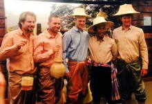 García, Kaymer, Dubuisson y Bubba cumplieron con el protocolo en Tailandia