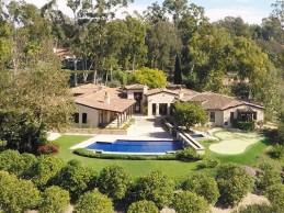 Mickelson vende su espectacular casa de Rancho Santa Fe por 5,7 m. de dólares (Incluye VÍDEO)