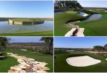 Conozca el más espectacular jardín de golf, el paraíso para cualquier jugador (GALERÍA y VÍDEO)