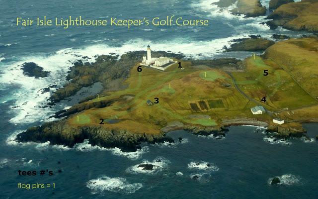 Golf extremo Escocia 2