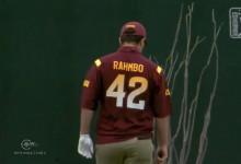 Rambo ha vuelto: se hace llamar Jon, tiene 20 años, juega golf y es de Bilbao
