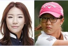 El cambio de look de Lydia Ko en su foto de perfil de la LPGA