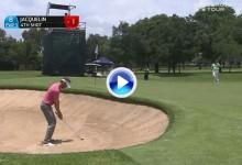 Estos fueron los mejores golpes en la primera jornada del South African Open (VÍDEO)